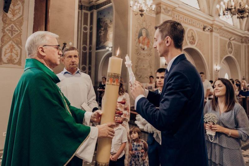 chrzest święty 45